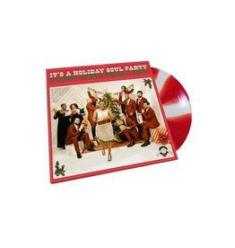 Daptone Records Sharon Jones and The Dap Kings - It's a Holiday Soul Party (Coloured Vinyl)
