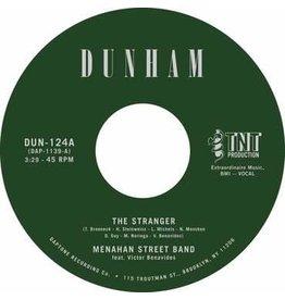 Daptone Records Menahan Street Band (featuring Victor Benavides) - The Stranger / Black Velvet