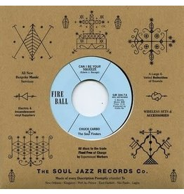 Soul Jazz Records Chuck Carbo & the Soul Finders - Can I Be Your Squeeze / Take Care Your Homework Friend