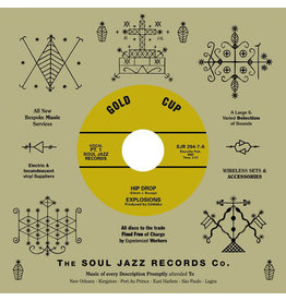 Soul Jazz Records The Explosions  - Hip Drop