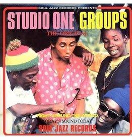 Soul Jazz Records Various - Studio One Groups (Coloured Vinyl)