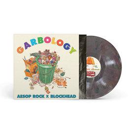 Rhymesayers Entertainment Aesop Rock X Blockhead - Garbology (Coloured Vinyl)