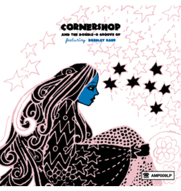 Ample Play Cornershop Featuring Bubbley Kaur - Cornershop and The Double 'o' Groove (Coloured Vinyl)