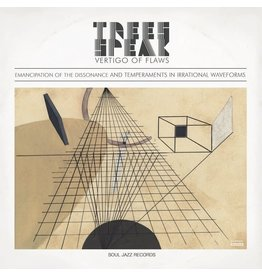 Soul Jazz Records Trees Speak -  Vertigo of Flaws: Emancipation of the Dissonance and Temperaments in Irrational Waveforms