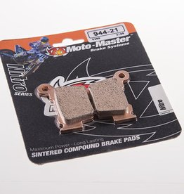 Moto Master Brems- beläge Nitro