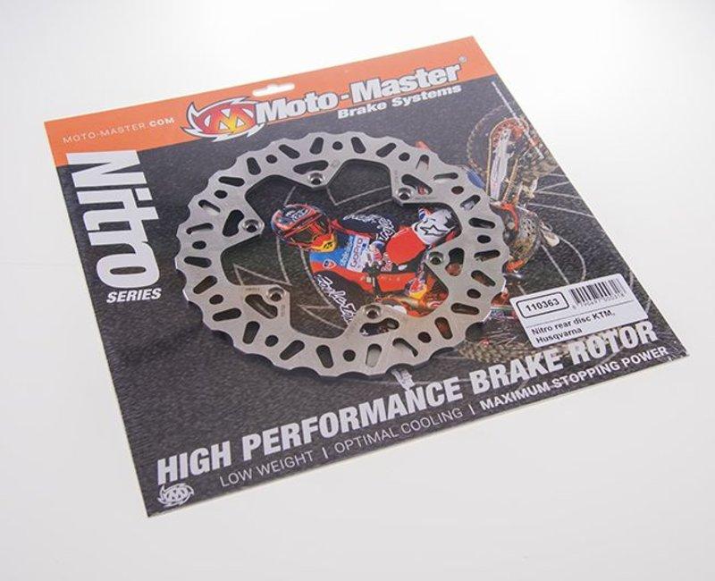 Moto Master Bremsscheibe Nitro  hinten KTM / Husqvarna
