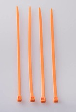 cable ties 4,8 x 200 mm orange
