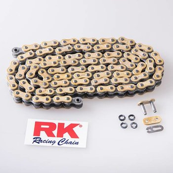 RK Chains Kette 520 EXW Gold