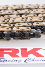 RK Chains Chain 520 EXW Gold
