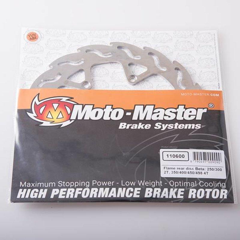 Moto Master Bremsscheibe FLAME hinten