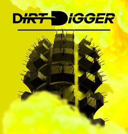 X-GRIP Dirtdigger Soft Hinterreifen 120/90-18