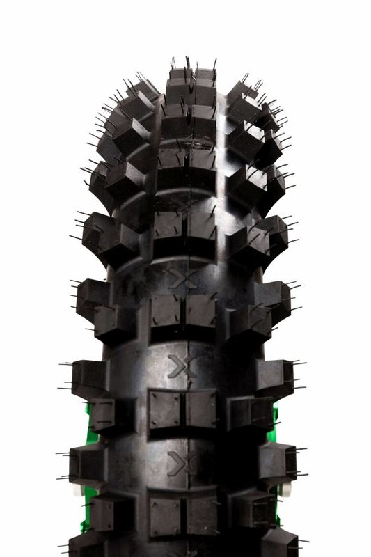 X-GRIP Dirtdigger Extra- Soft Reare SNOW