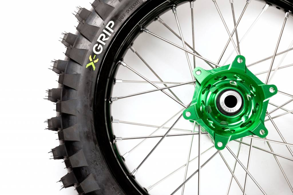 X-GRIP Dirtdigger Soft Reare Tyre 120/90-18