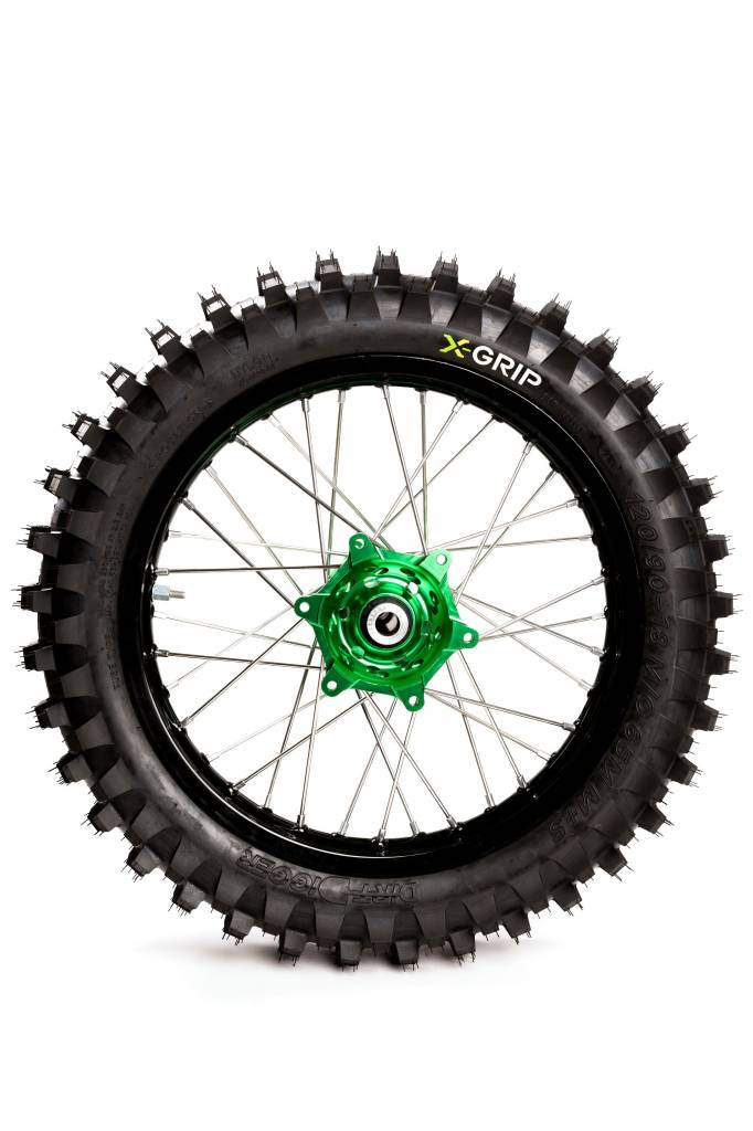 X-GRIP Dirtdigger Hard Reare Tyre 120/90-18