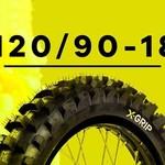 Hinterreifen 120/90-18