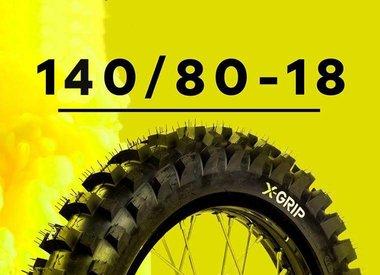 Rear Tyres  140/80-18