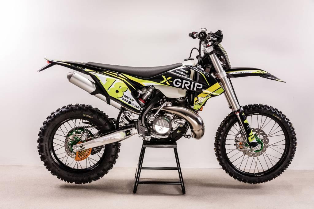 X-GRIP Dekor Kit KTM #18