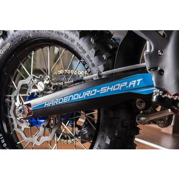 Hard Enduro Shop Swing Arm Sticker
