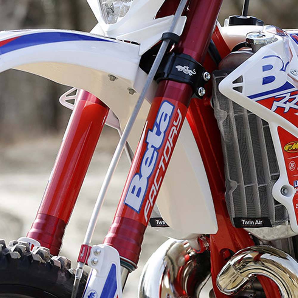 BETA Factory Fork Stickers