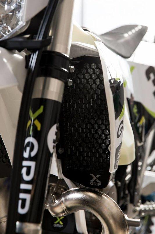 X-GRIP Radiator Guard Set