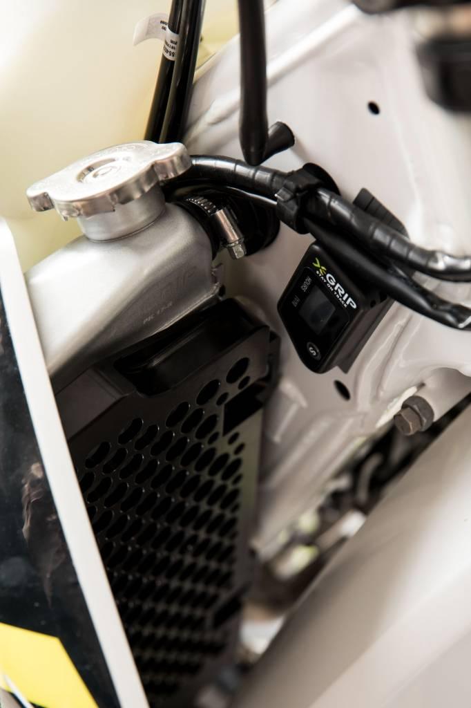 X-GRIP Vibration Hour Meter