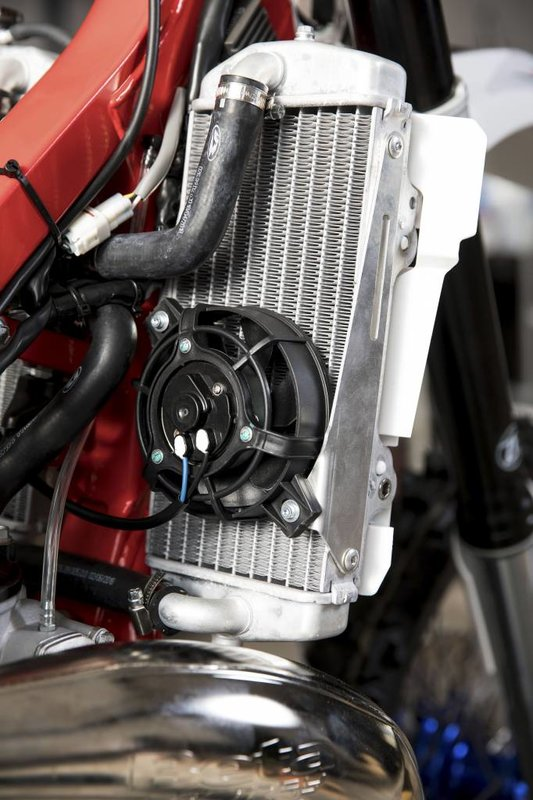 X-GRIP Radiator Fan Kit