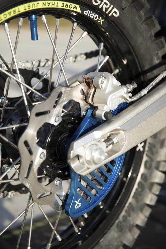 X-GRIP Reifenhaltermutter -Set lang