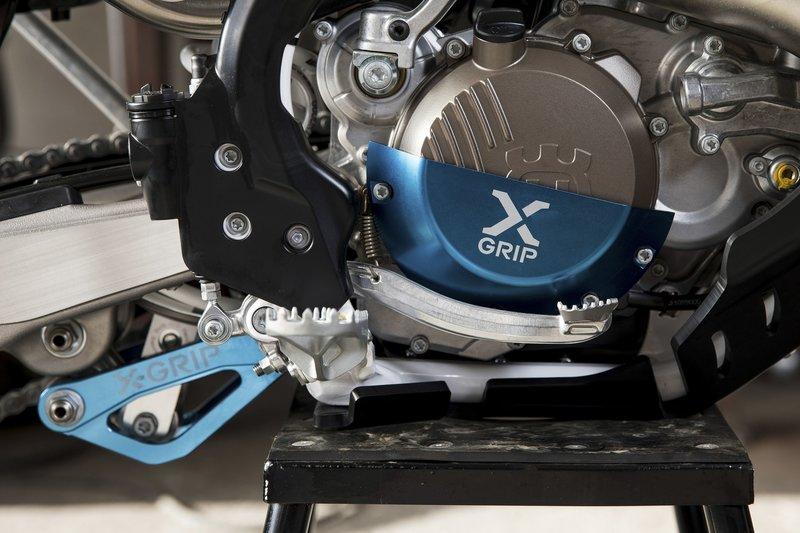 X-GRIP Umlenkungsschutz Alu