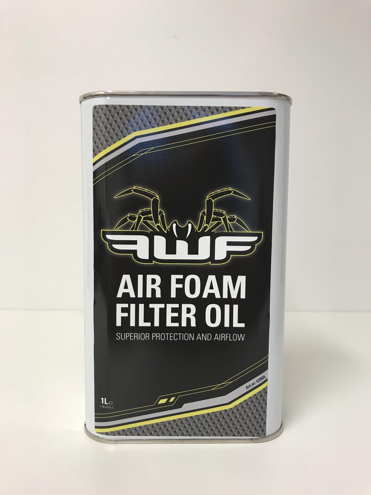 Funnel Web Luftfilteröl