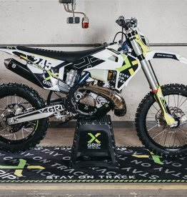 X-GRIP Graphic Kit Husqvarna #20