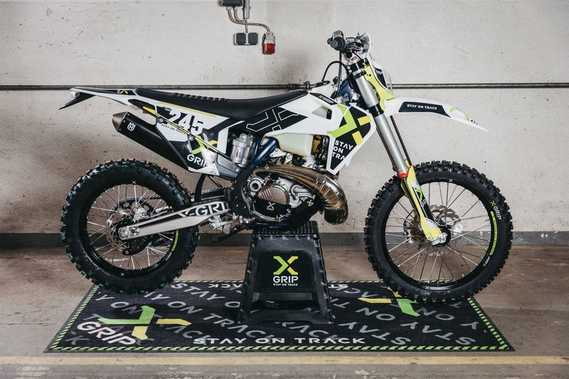 X-GRIP Dekor Kit Husqvarna #20