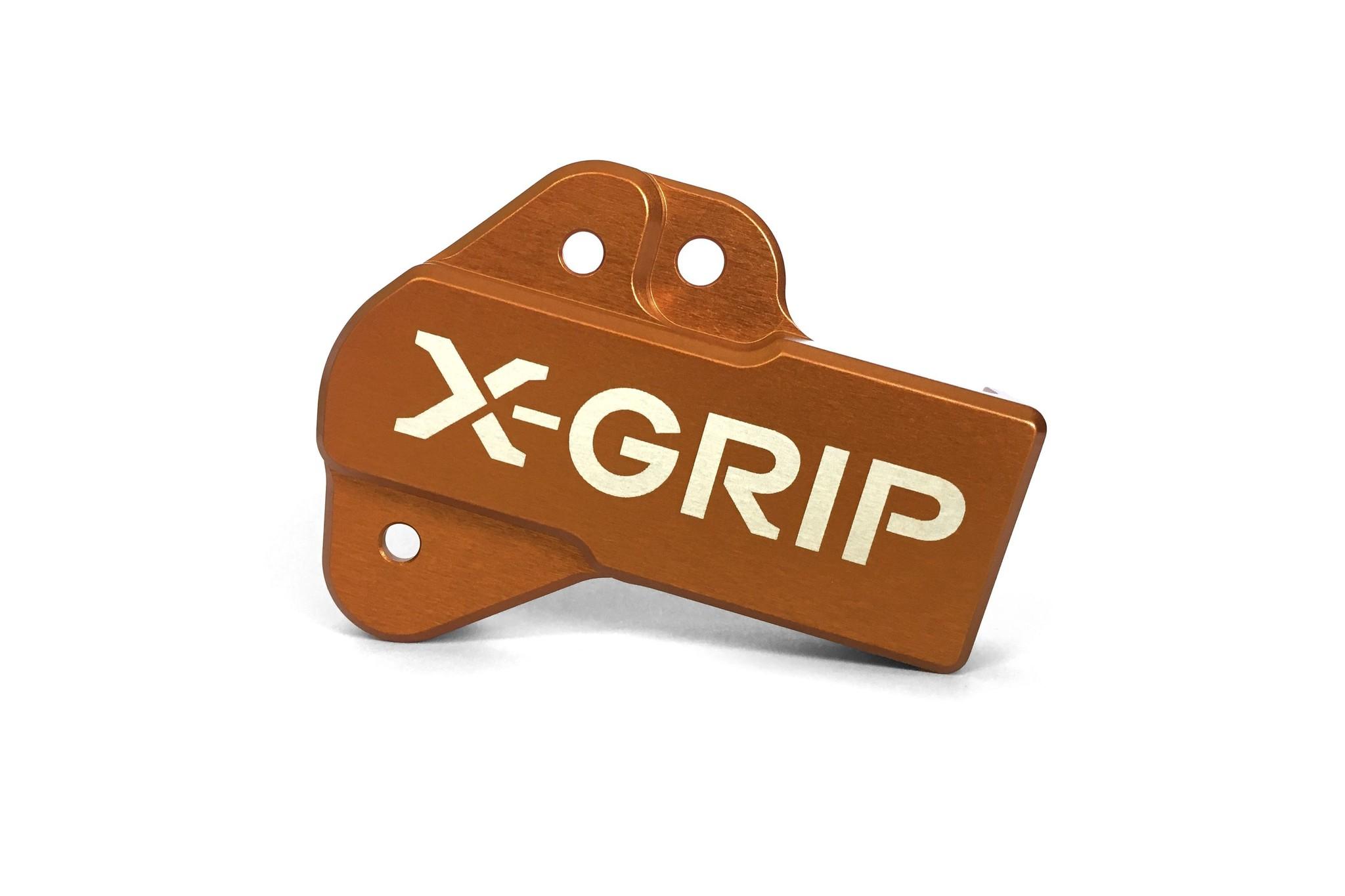 X-GRIP Throttle valve sensor protection  TPI / TEi