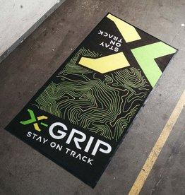 X-GRIP Motorrad Teppich