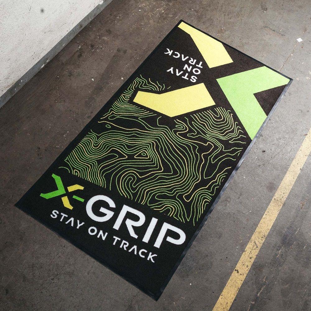 X-GRIP Motorcycle Carpet