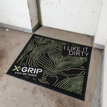 X-GRIP doormat