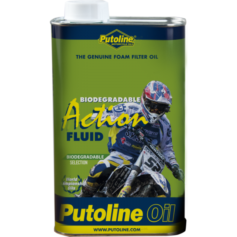 Putoline Bio Air Filter Oil