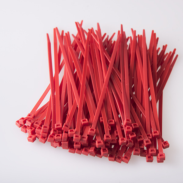 cable ties 4,8 x 200 mm red
