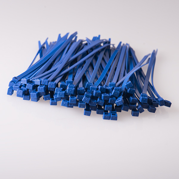 cable ties 4,8 x 200 mm blue