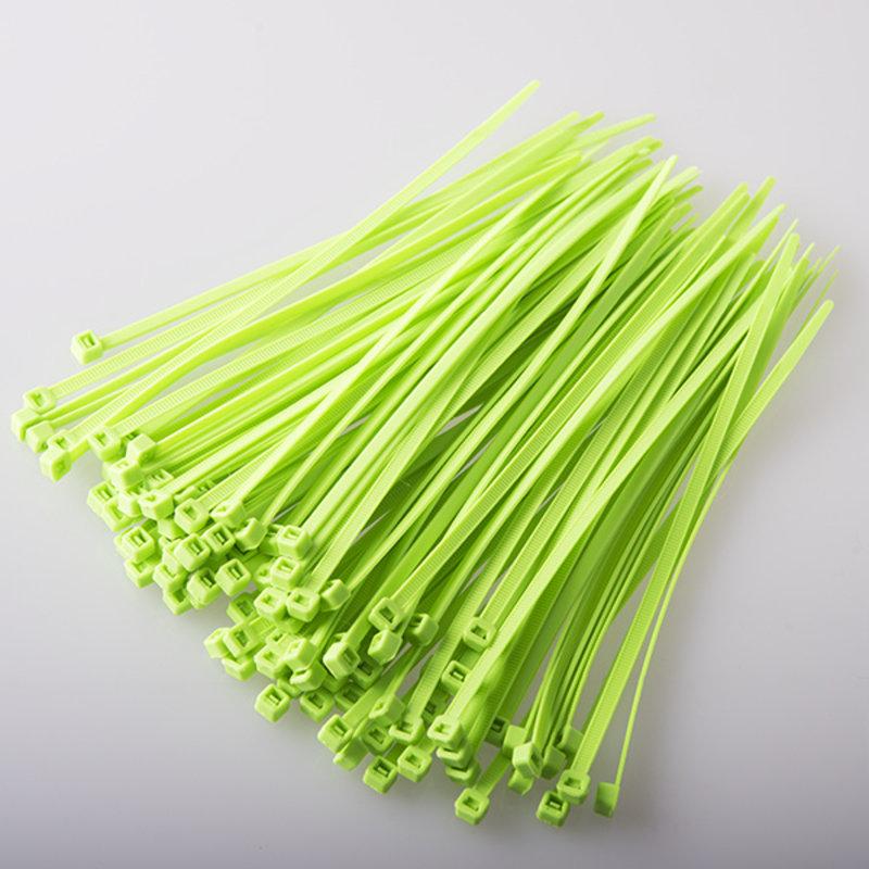 Kabelbinder 4,8 x 200 mm  grün