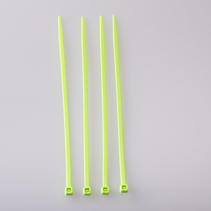 cable ties 4,8 x 200 mm green