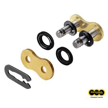 Regina Chain Master Link (spring-lock)