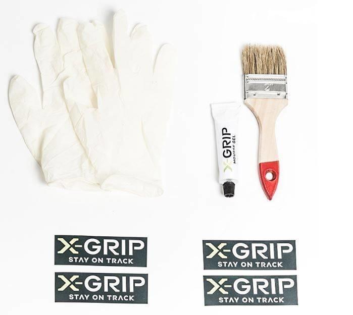 X-GRIP Mousse EH-3 (140/80-18 / BIG)