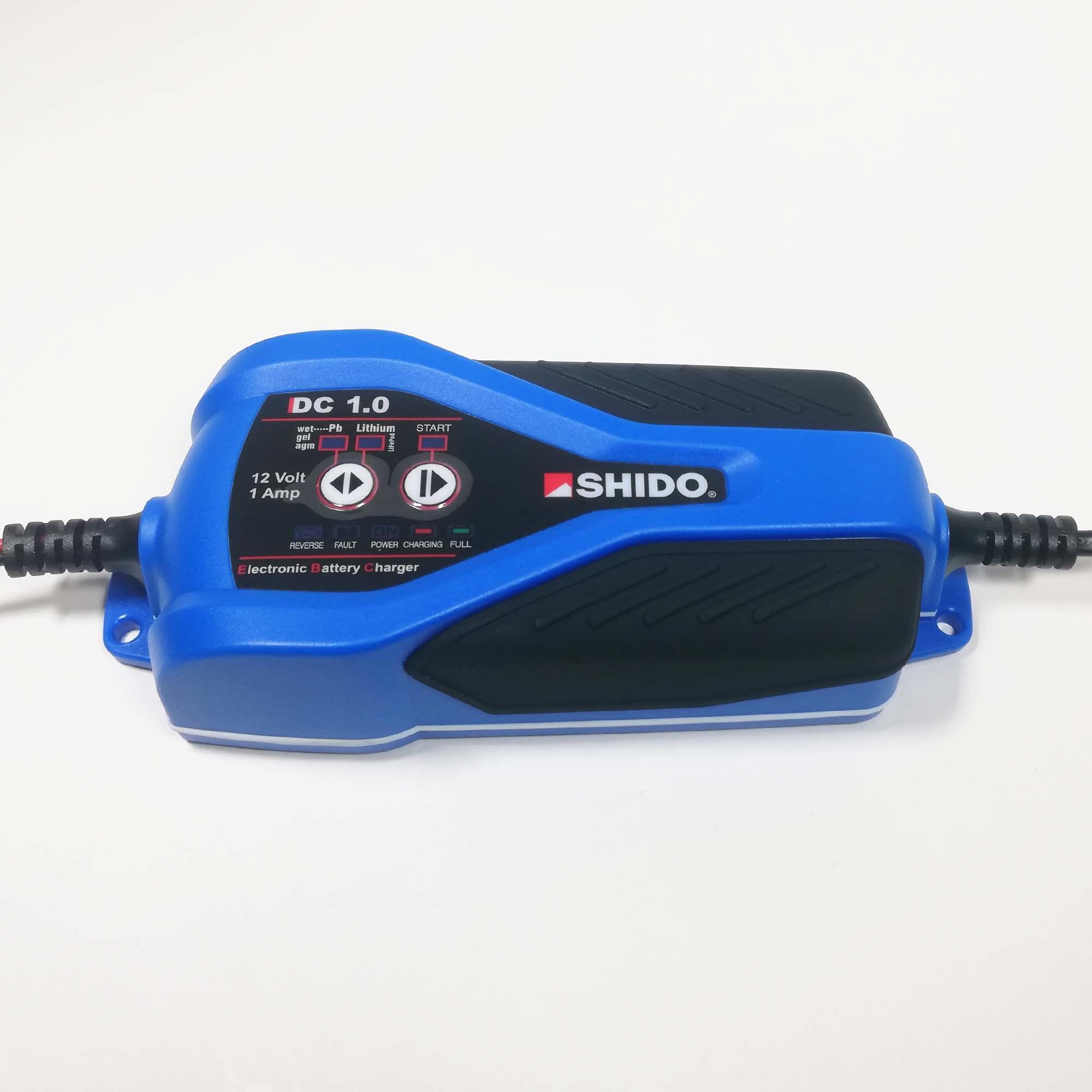 Shido Dual Batterieladegerät DC 1.0 Hard Enduro Shop