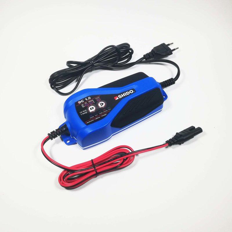 Shido Dual Batterieladegerät DC 1.0