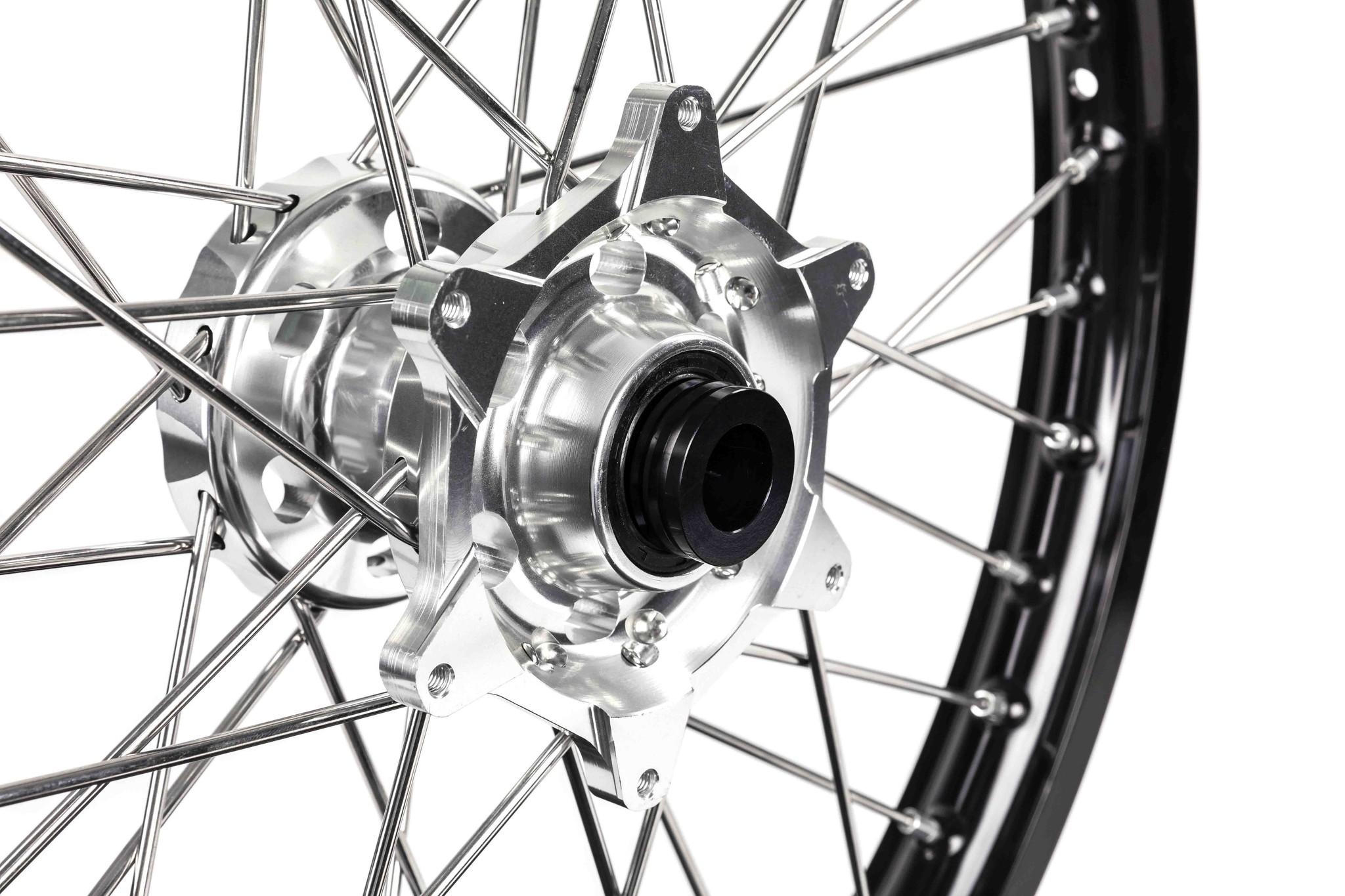 "X-GRIP front wheel 21"""