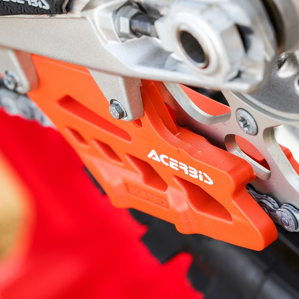 Acerbis chain guide