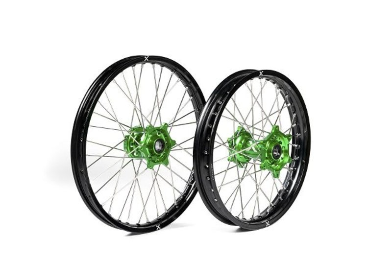 "X-GRIP Wheels 19"" / 21"""
