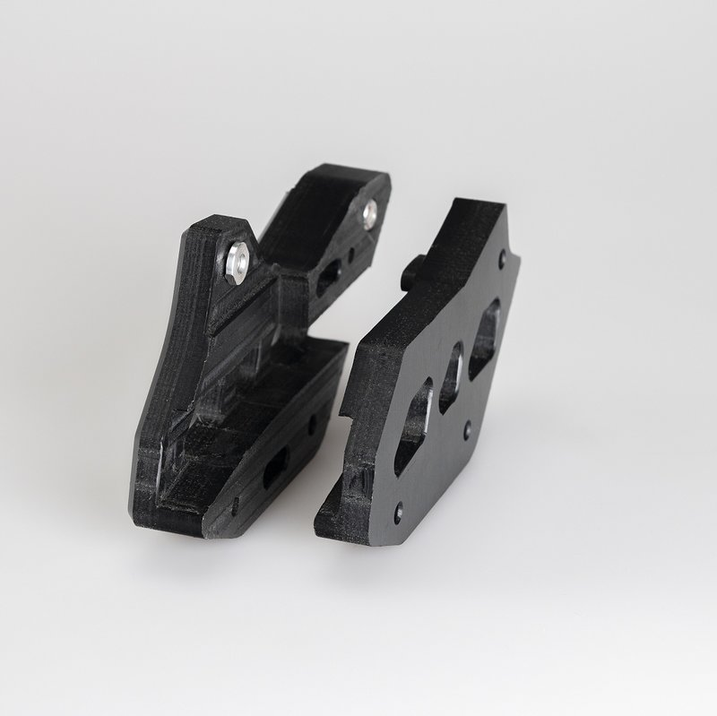 X-GRIP Chain guide reinforced