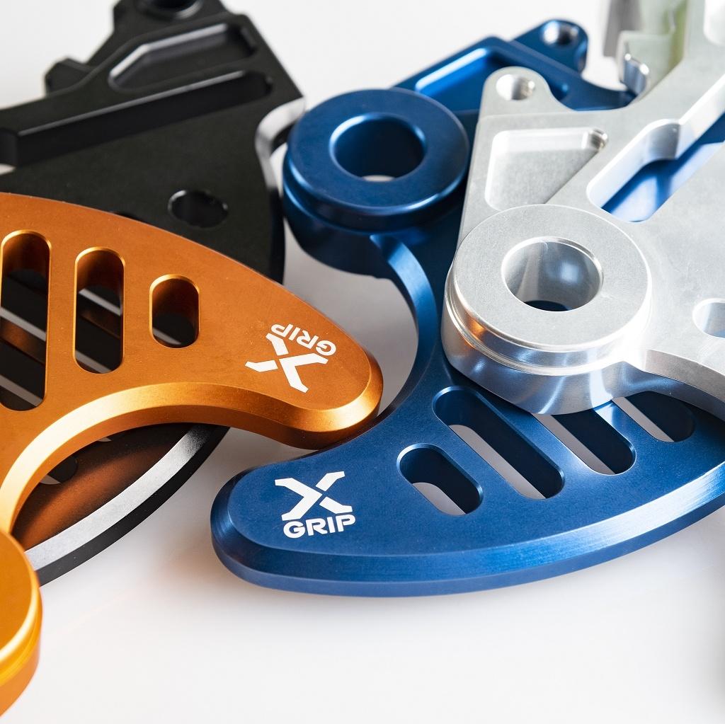 X-GRIP Bremsscheibenschutz hinten