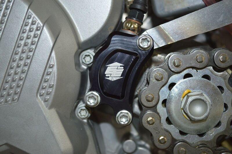 Enduro Engineering Clutch Cylinder Guard